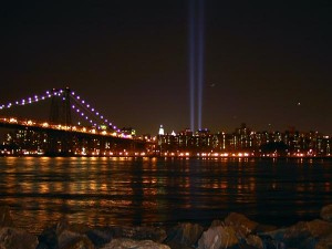 9/11 Memorial 6 months after, 5/11/04