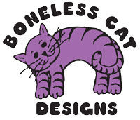Boneless Cat Designs