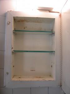 ca. 1951 medicine cabinet