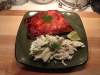 Gochujang Salmon with Fennel Slaw
