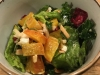 Golden Beet and Greens Salad