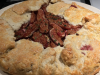 Honeyed Fig and Goat Cheese Galette