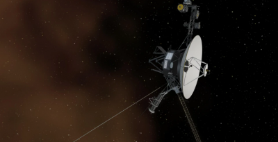 Voyager 2 Probe courtesy NASA JPL